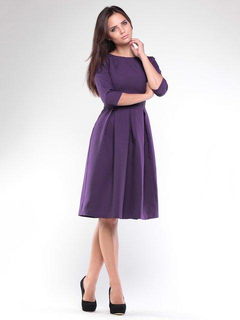 Платье темно-фиолетовое Dioni 1927775