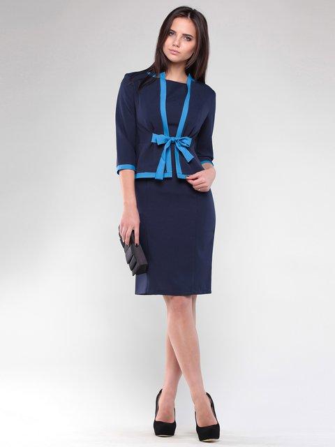Комплект: жакет и платье Maurini 1917743