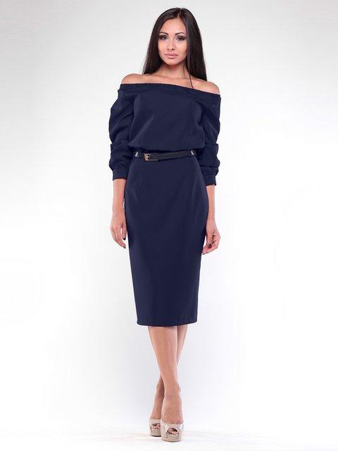 Платье темно-синее Dioni 1935695