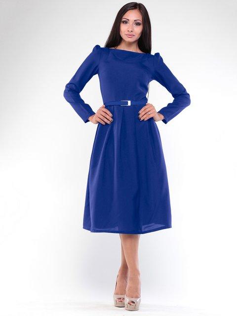 Сукня кольору електрик Maurini 1935720