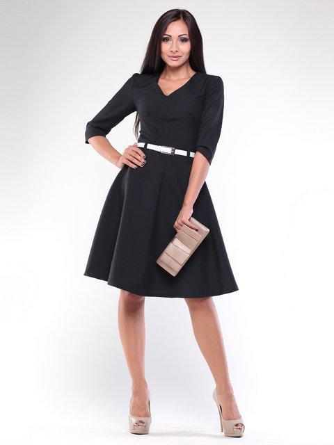 Платье черное Rebecca Tatti 1935733