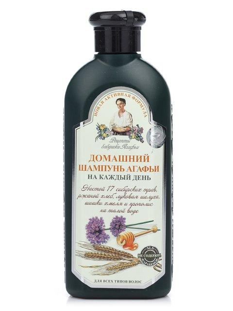 Шампунь для всех типов волос (350 мл) Рецепты Бабушки Агафьи 592519
