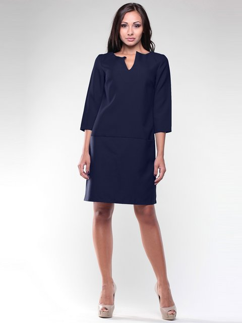 Платье темно-синее Laura Bettini 1946785
