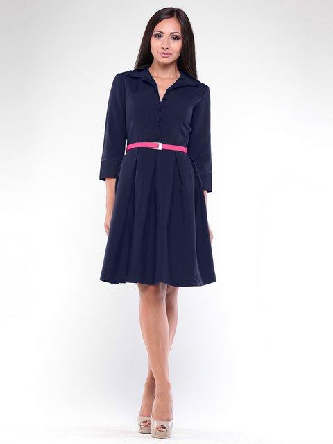 Платье темно-синее Rebecca Tatti 1946848