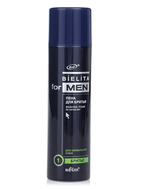 Піна для гоління для нормальної шкіри (250 мл) Bielita 1945703