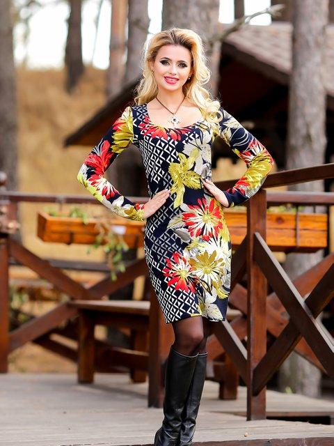 Сукня комбінованого забарвлення Seventeen 1946268