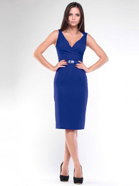 Платье цвета электрик Maurini 1959014