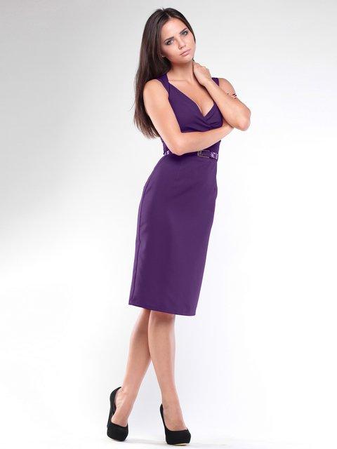 Платье темно-фиолетовое Maurini 1959015