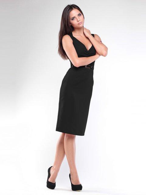 Платье черное Maurini 1959016