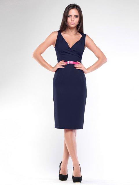 Платье темно-синее Maurini 1959018