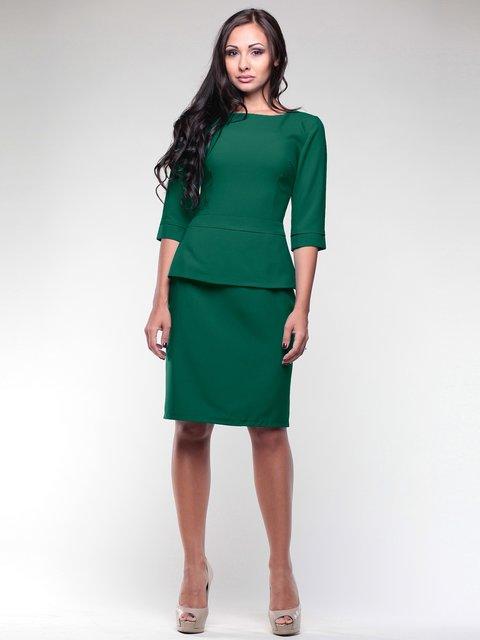 Сукня смарагдова Maurini 1959021