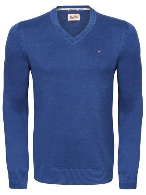 Пуловер синій Tommy Hilfiger 1959621