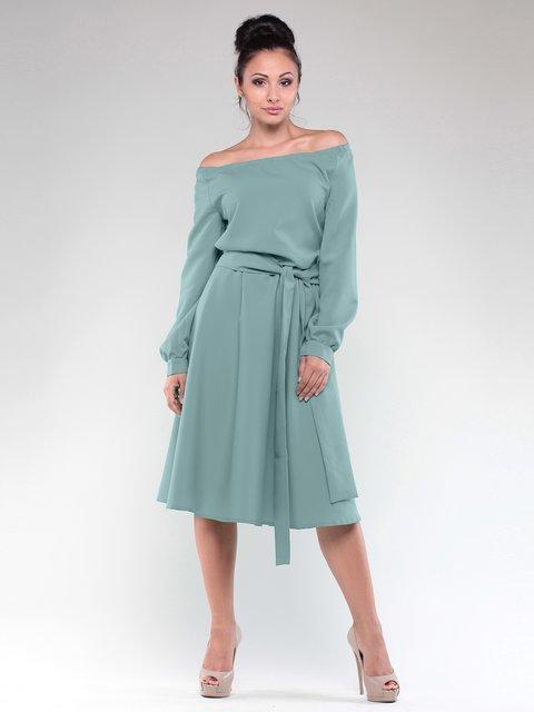 Платье оливкового цвета Laura Bettini 1969869