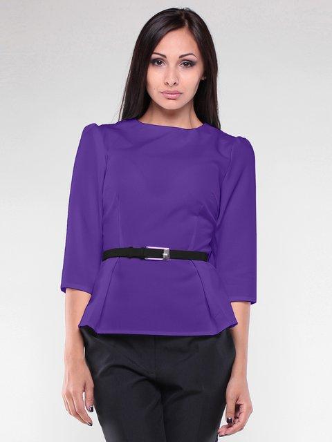 Блуза фиалкового цвета Maurini 1970161