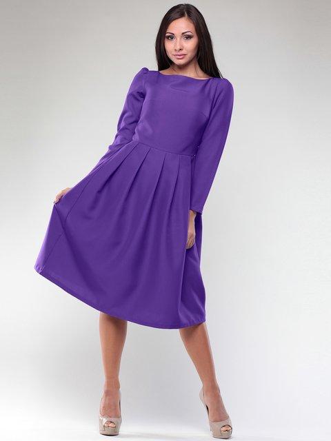 Платье фиалковое Maurini 1970184