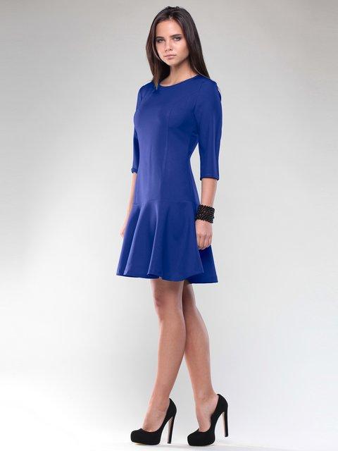 Платье синее Maurini 1970864