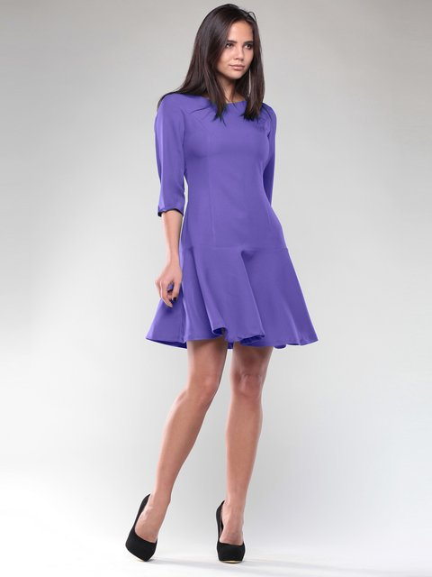 Платье сиреневое Maurini 1970868