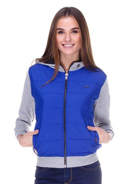 Куртка синьо-сіра Geographical Norwey 1977982