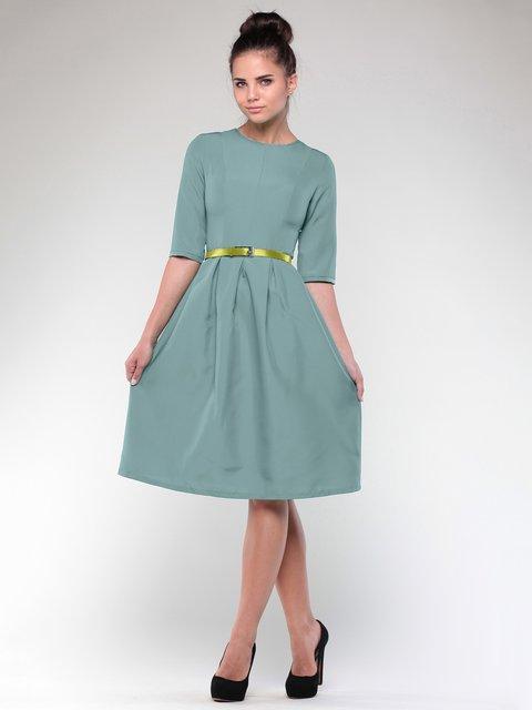 Платье оливкового цвета Laura Bettini 1984452