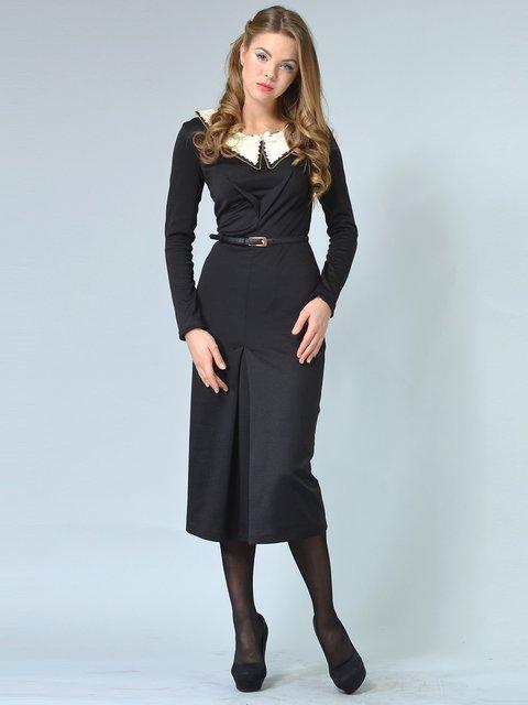 Платье черное LILA KASS 1988744