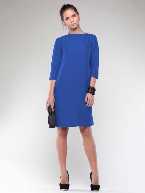 Платье цвета электрик Maurini 1995270