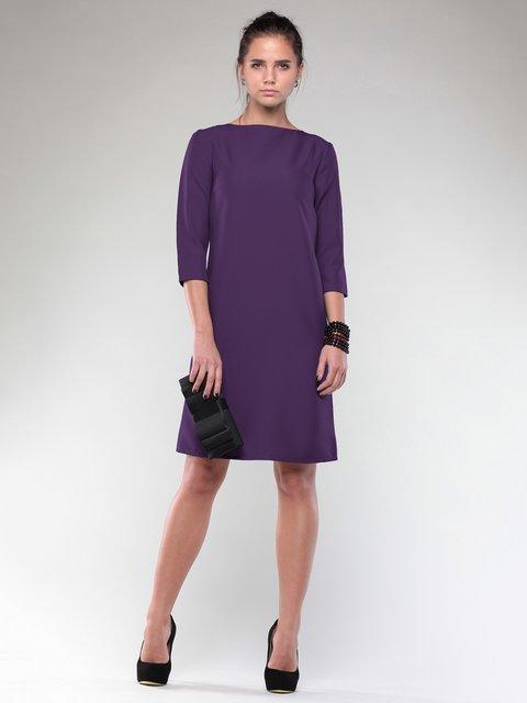 Платье темно-фиолетовое Maurini 1995274