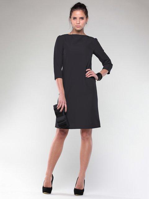 Платье черное Maurini 1995281