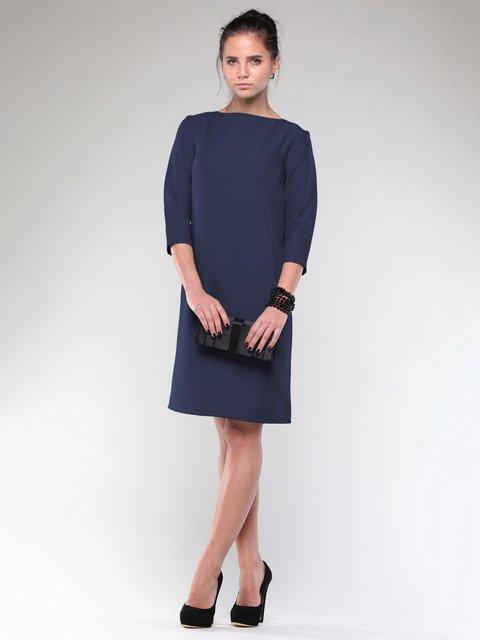 Сукня темно-синя Maurini 1995288