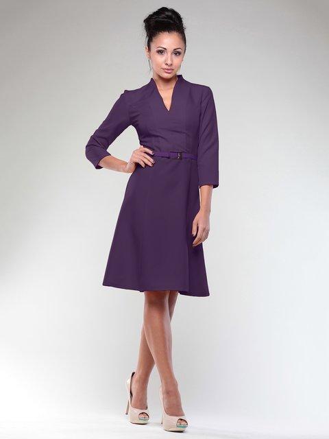 Платье темно-фиолетовое Dioni 2005580