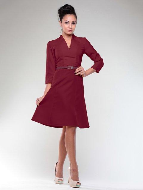 Платье сливового цвета Dioni 2005581
