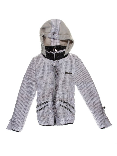 Куртка сіра Skorpian 2022530
