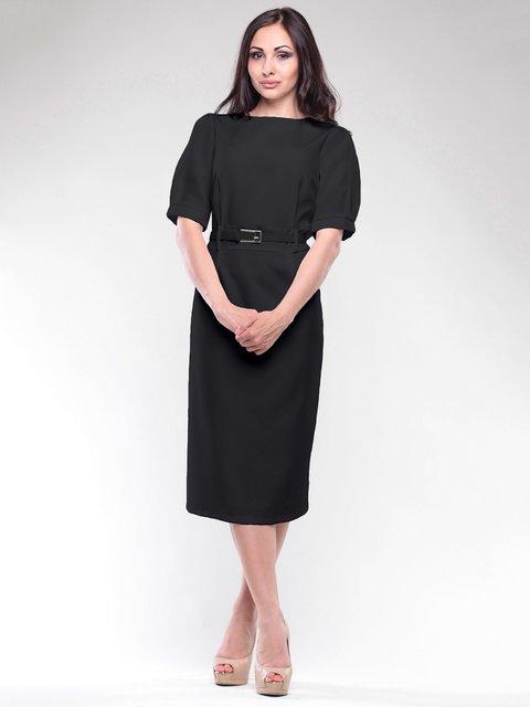 Сукня чорна Laura Bettini 2024026