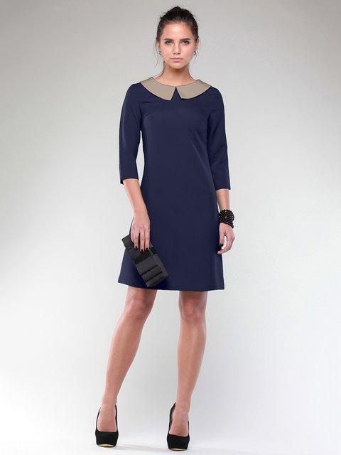 Платье темно-синее Laura Bettini 2024090