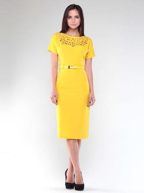 Сукня жовта Maurini 2025480