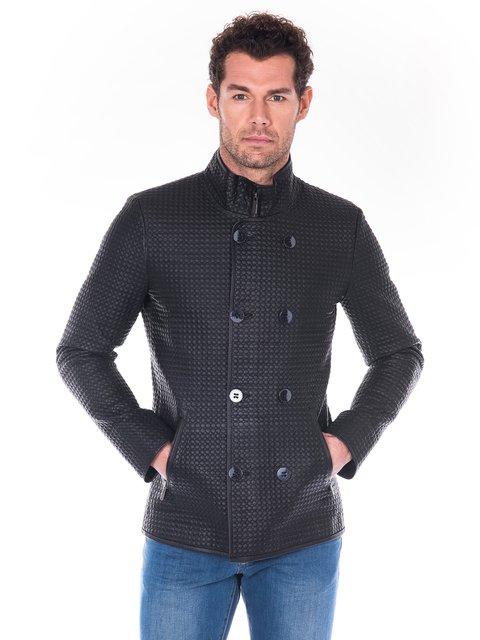 Куртка чорна Giorgio di Mare 2033807