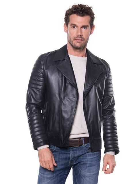 Куртка черная Giorgio di Mare 2033813