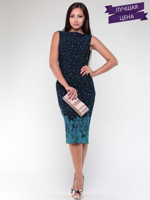 Сукня в принт Maurini 2045156
