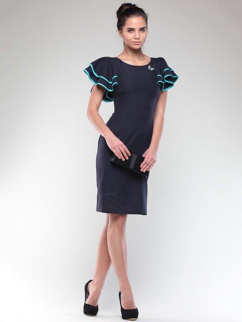 Сукня темно-синя Maurini 2036812