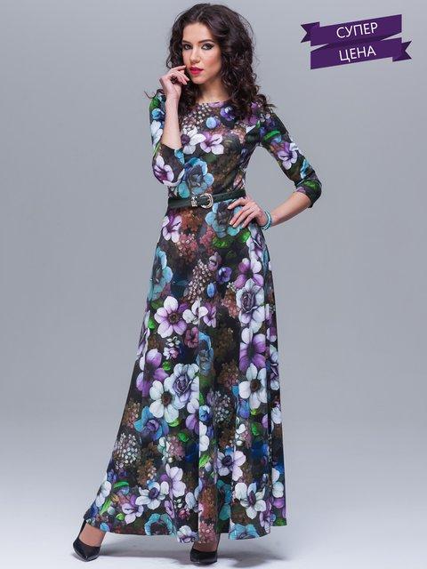 Платье цветочной расцветки Jet 1571023