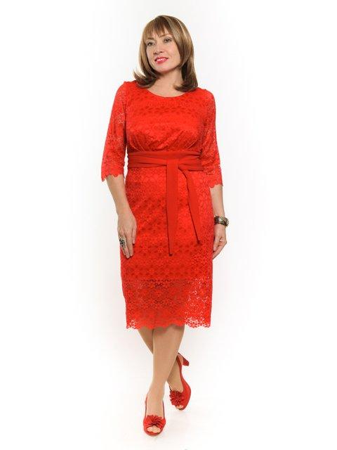 Сукня червона LibeAmore 2054823