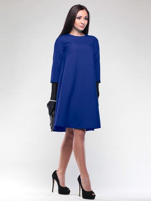 Сукня кольору електрик Laura Bettini 2056821