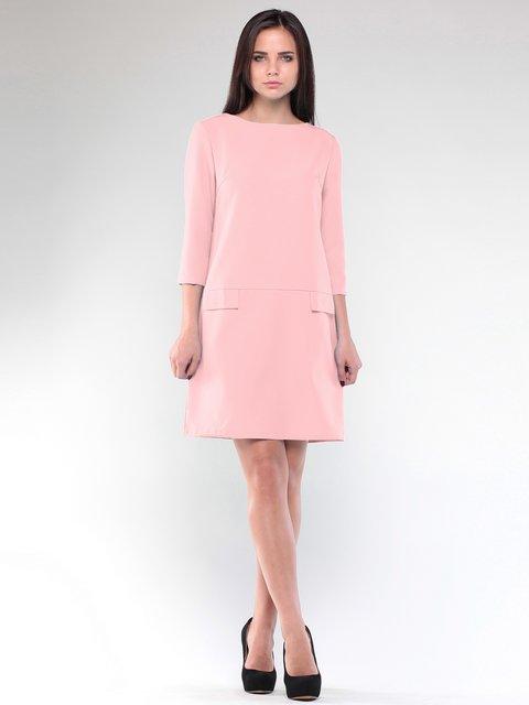Платье персикового цвета Maurini 2056977