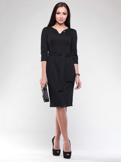 Сукня чорна Rebecca Tatti 2067882
