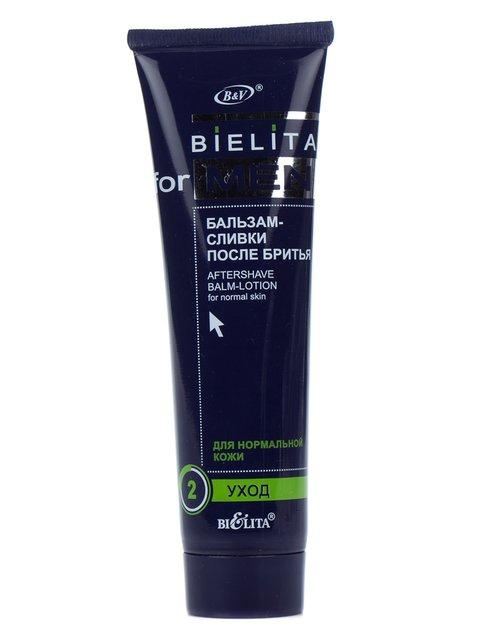Бальзам-вершки після гоління для нормальної шкіри (100 мл) Bielita 2070906