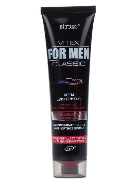 Крем для гоління для чутливої та сухої шкіри (100 мл) ВіТЭКС 2007636