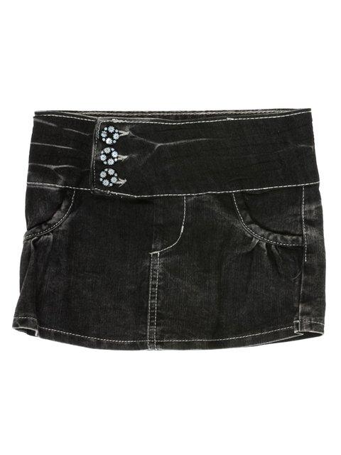 Спідниця чорна Gloria Jeans 2076168
