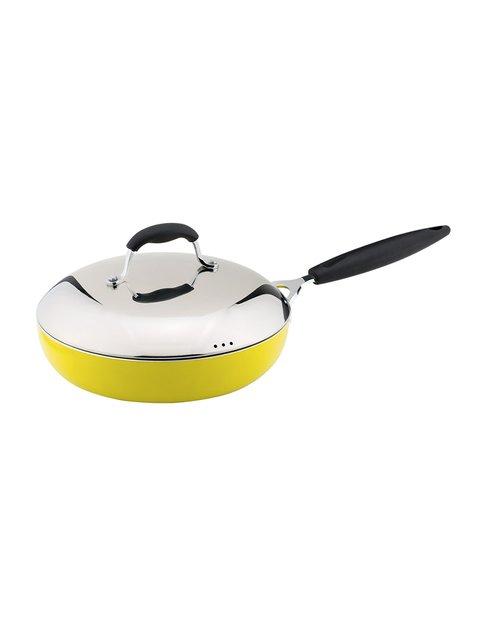 Сковорідка з кришкою (24 см) Granchio 2082841