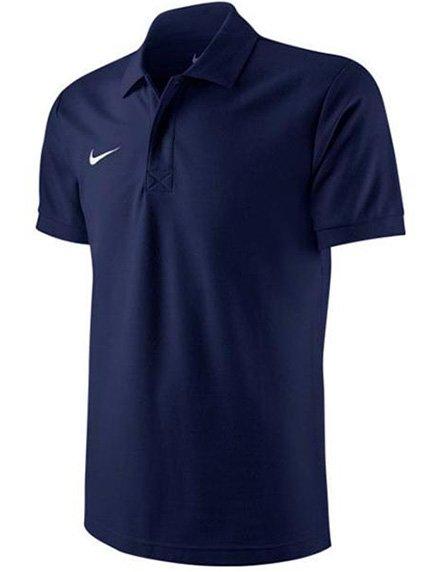 Футболка-поло синя Nike 2071190