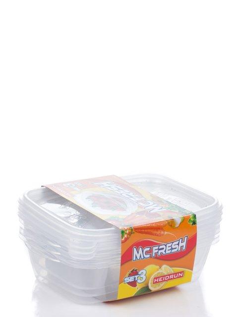 Набор контейнеров (0,9 л) HEIDRUN 2091455