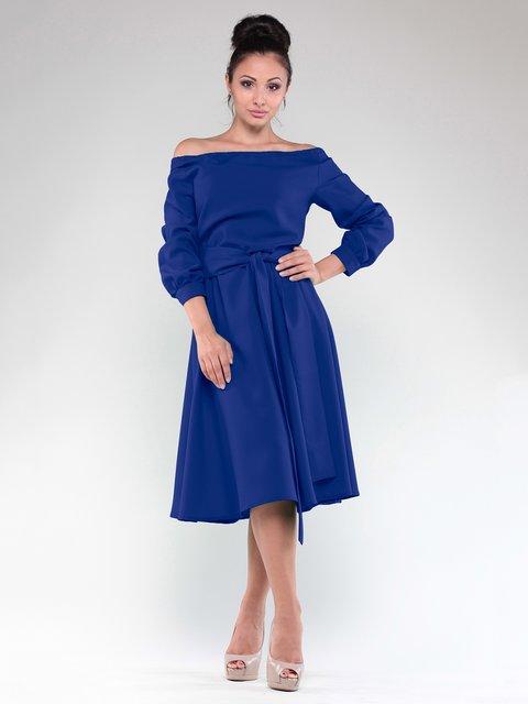 Сукня кольору електрик Laura Bettini 2097935